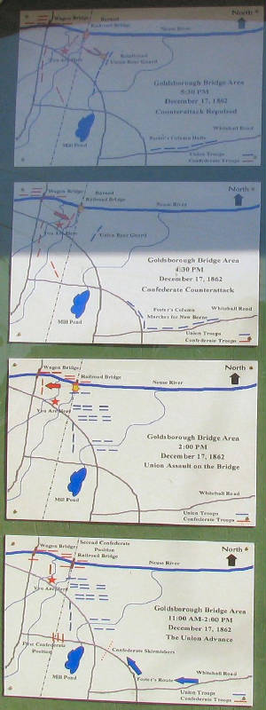 Battle of Goldsboro Bridge Timeline.jpg