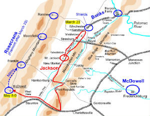 1862 Valley Campaign: Kernstown to McDowell.jpg