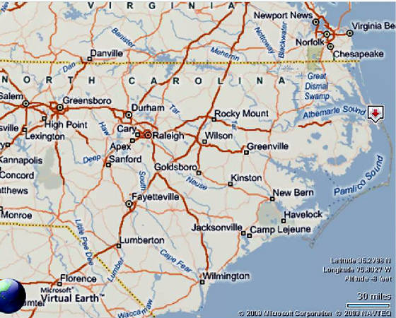 Gatlin South Carolina Map.Battle Of Roanoke Island Civil War Map North Carolina Navy