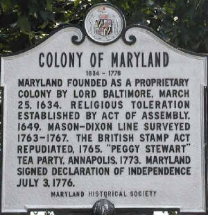 Lord Baltimore Historical Marker.jpg