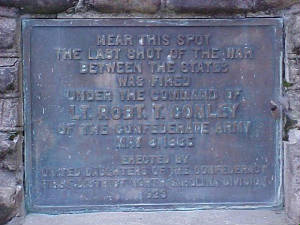 """The Last Shot of the Civil War"" Memorial.jpg"