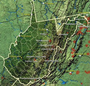 West Virginia Civil War Battlefield Map.jpg