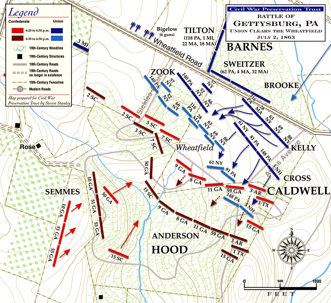 an analysis of the great battles of the american civil war Major battles of the american civil war fort sumter: it was still dark on april 12, 1861, at 4:30 in the morning, when the confederate forces fired on fort sumter union troops were unprepared.