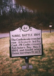 Battle of Albemarle Sound Marker.jpg