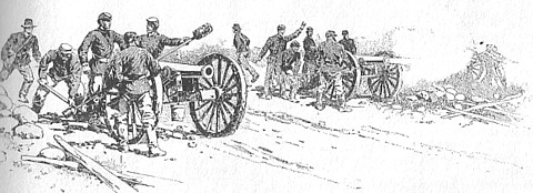 Civil War Artillery at Battle of Gettysburg.jpg