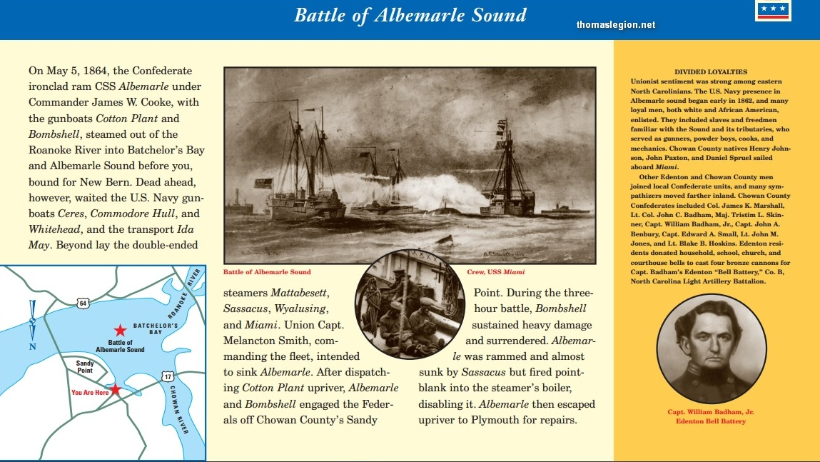 Battle of Plymouth Battle of Albemarle Sound.jpg