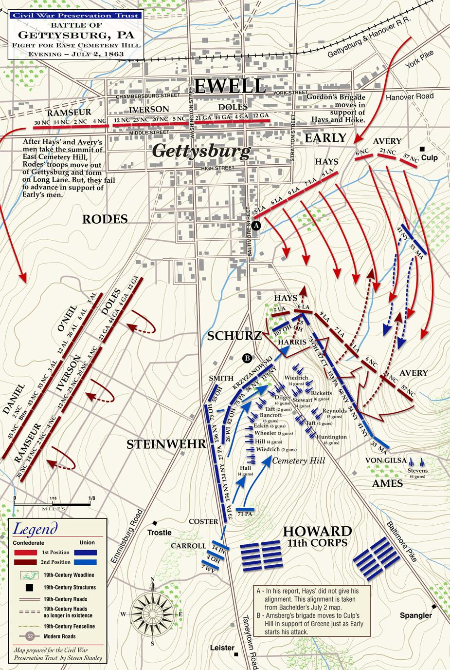 battle of east cemetery hilljpg