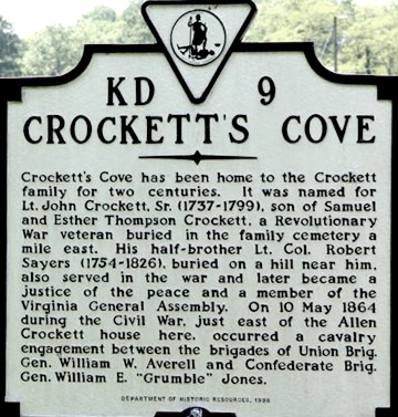 Battle of Crockett's Cove Marker.jpg