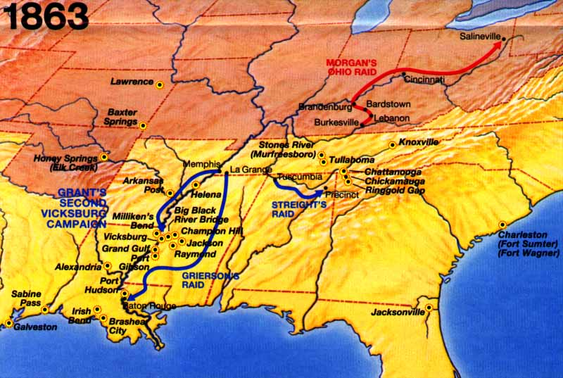 Battle Of Chickamauga Homepage Civil War Chickamauga Georgia - Battle of chickamauga map