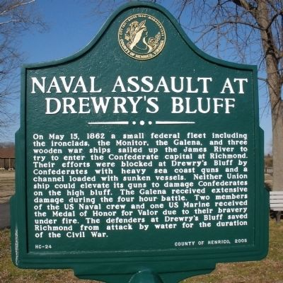 Navy Bombardment and Drewry's Bluff.jpg