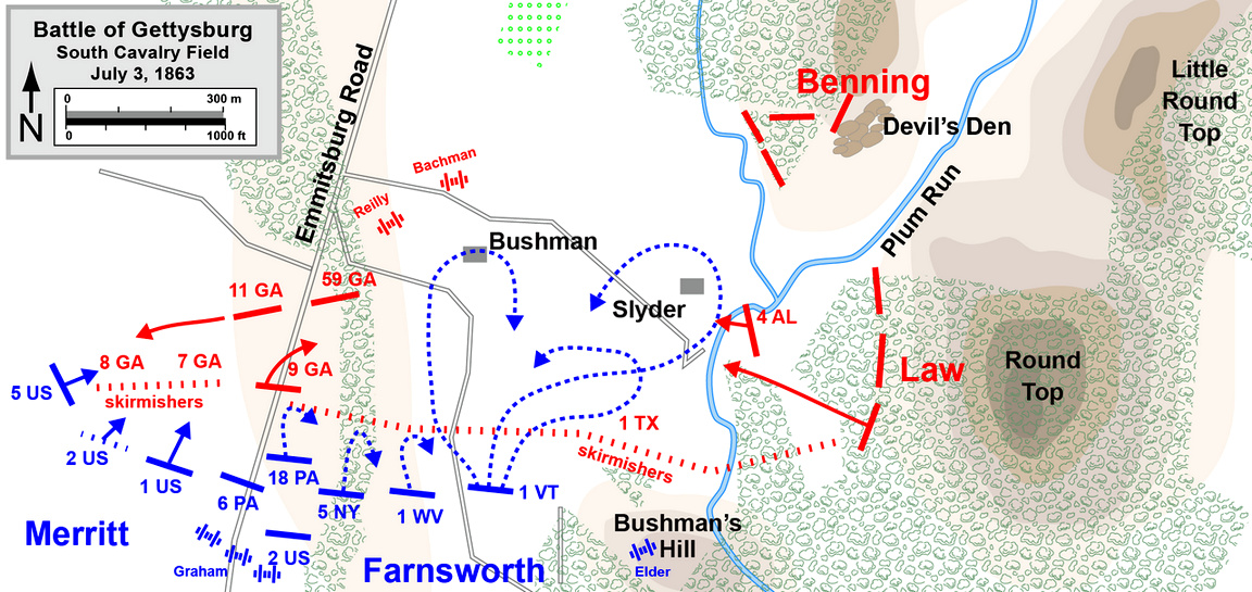 South Cavalry Battlefield of Gettysburg.jpg