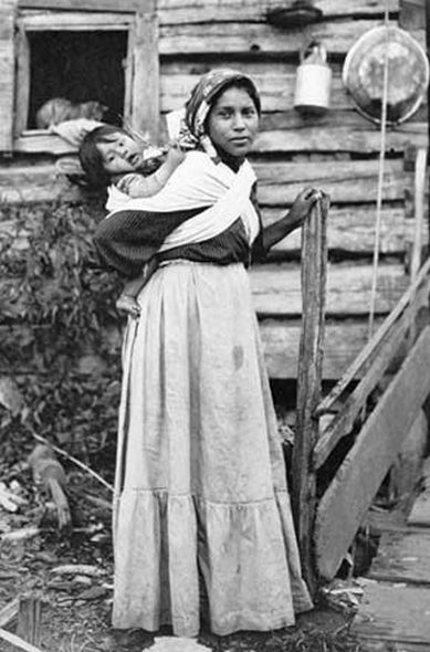 History Of The Eastern Band Of Cherokee Indian Nation