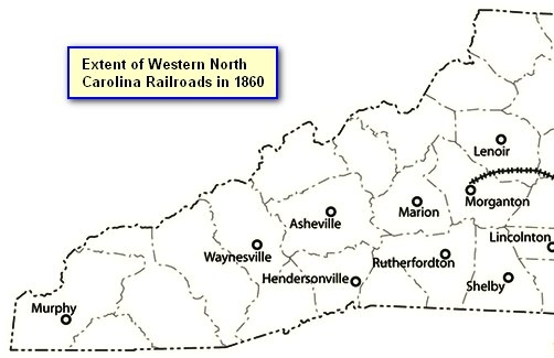 Western North Carolina American Civil War History