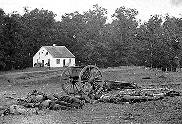 Confederate Dead in Front of the Dunker Church.jpg