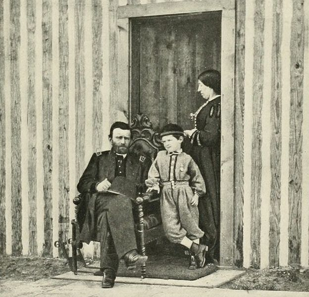 US Grant Genealogy Tre...