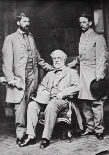 a biography of robert e lee the general of the confederate army of north virginia Born in 1807 in virginia, robert e lee came to military prominence during the us civil war, commanding his home state's armed forces and becoming general-in-chief of the confederate forces .