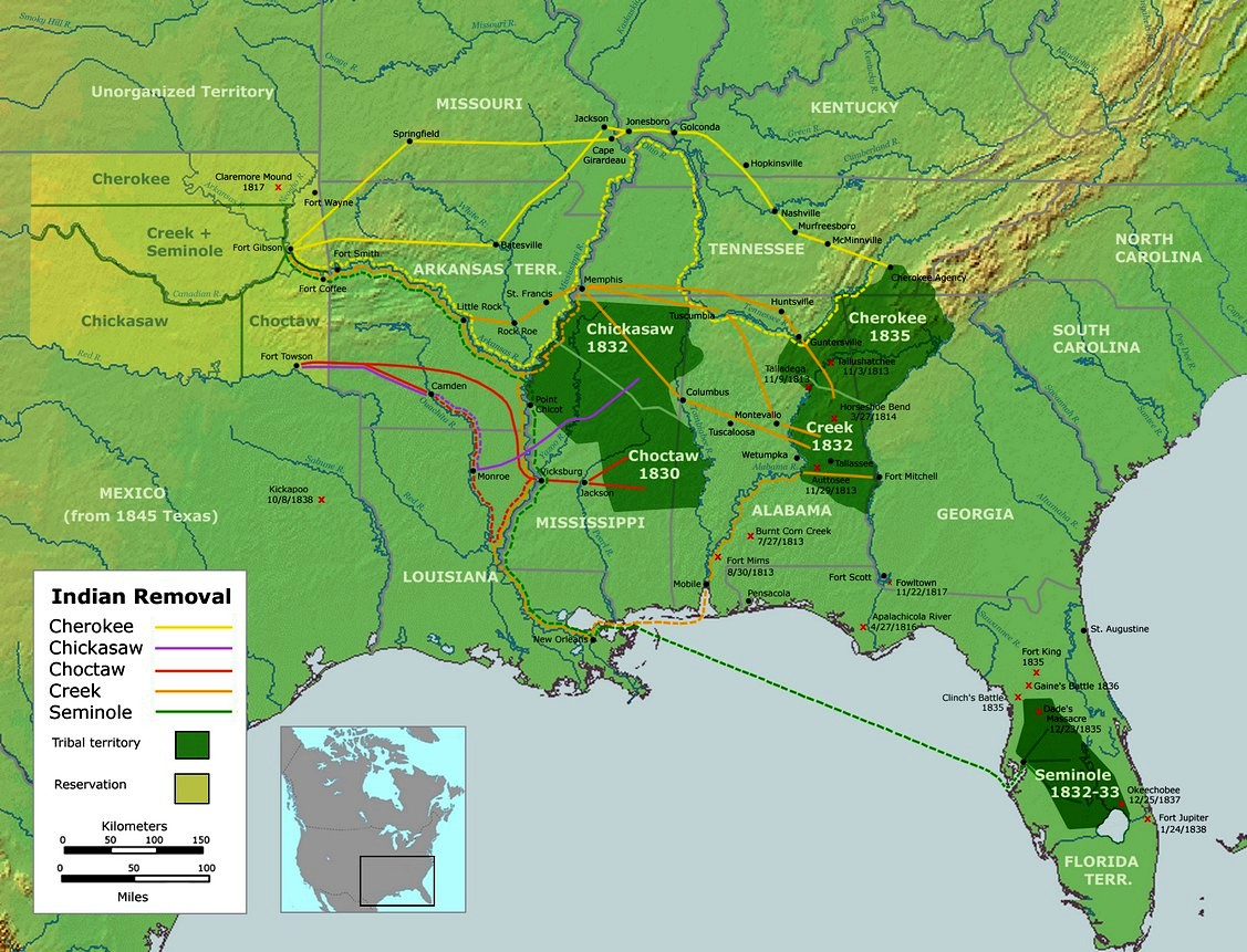(Map) Treaty of New Echota Trail of Tears.jpg