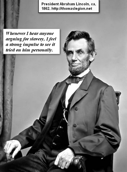 Abraham Lincoln quotes slavery Civil Rights.jpg