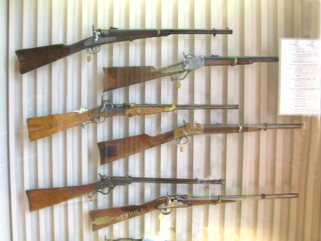 Civil War Guns List Pistols Weapons Rifles Revolvers Swords