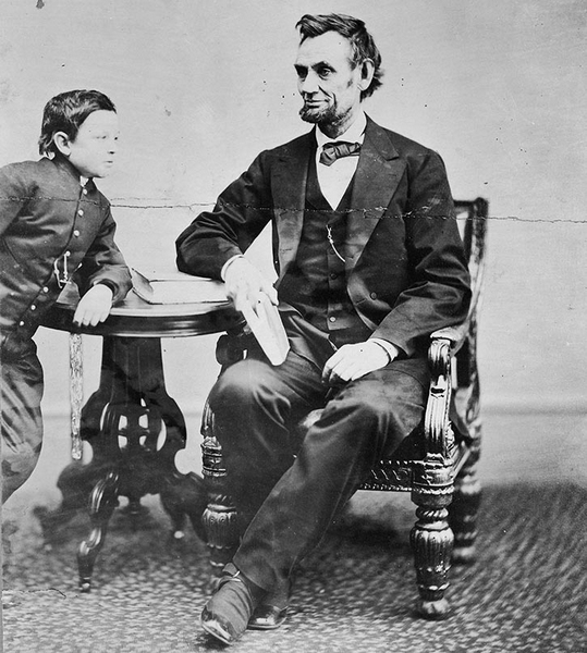 Lincoln and Thanksgiving.jpg