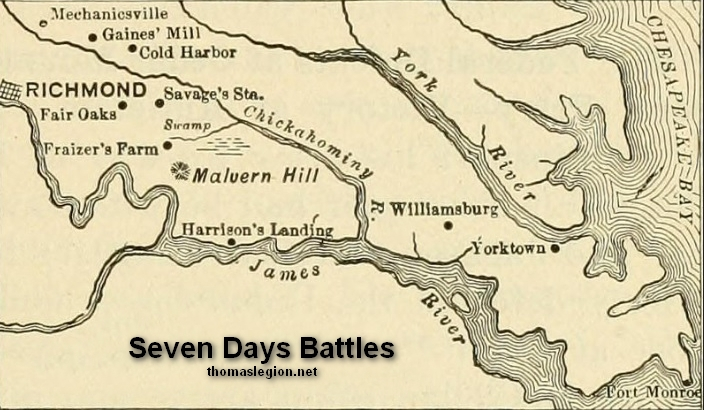 malvern hill civil war battle history battlefield malvern