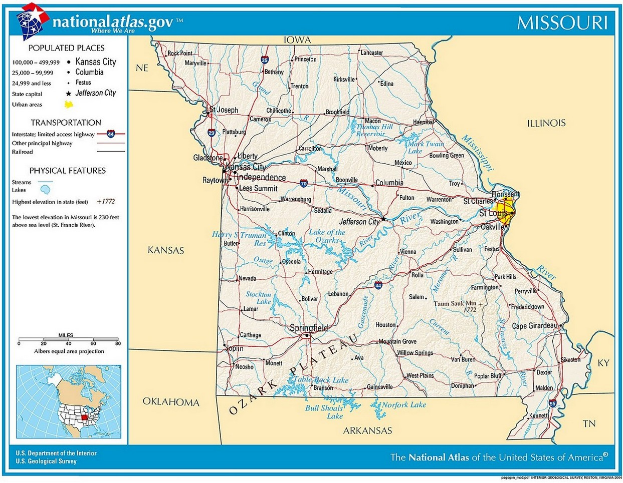 Kansasnebraskaact On Emaze Causes Continued Secondary School At Map Of Us Kansas City