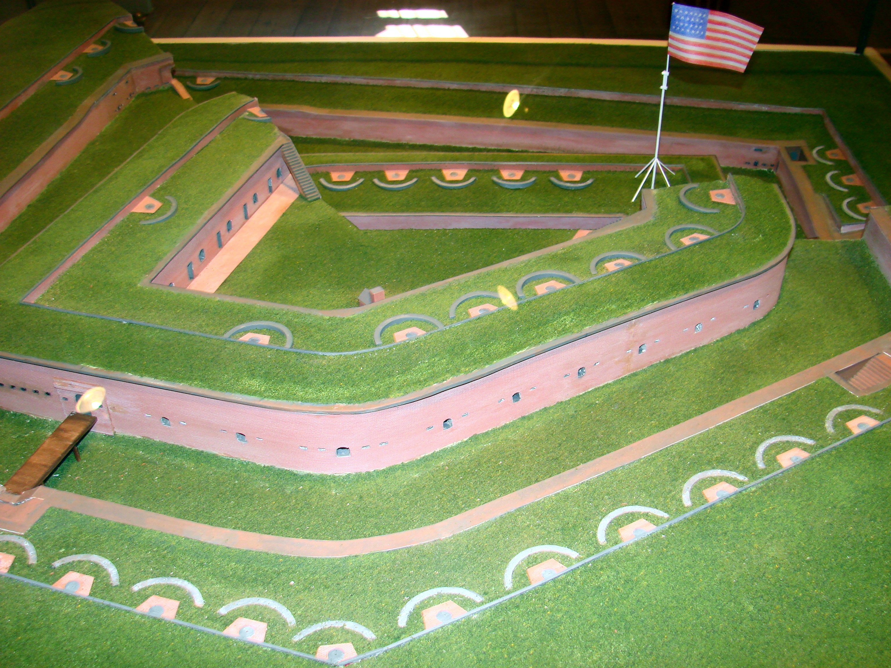 Model of Fort Macon.jpg