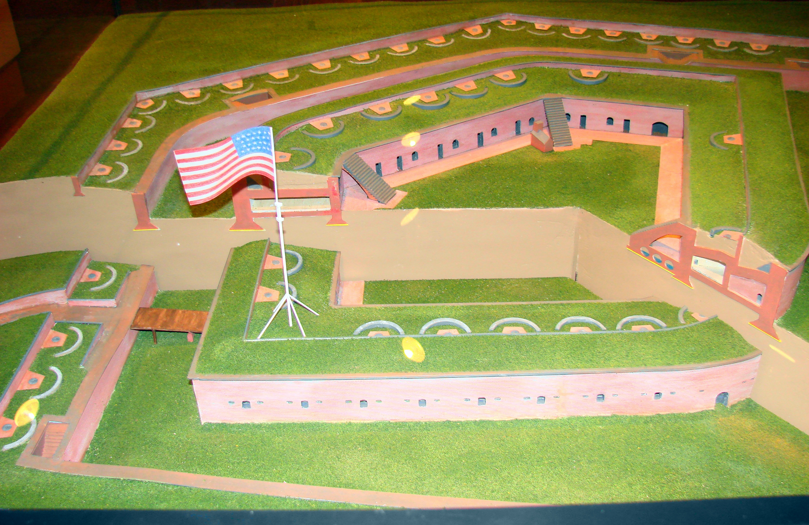 Model of Fort Macon NC.jpg