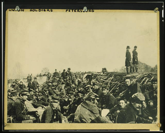 Petersburg Crater Union Trench Civil War.jpg