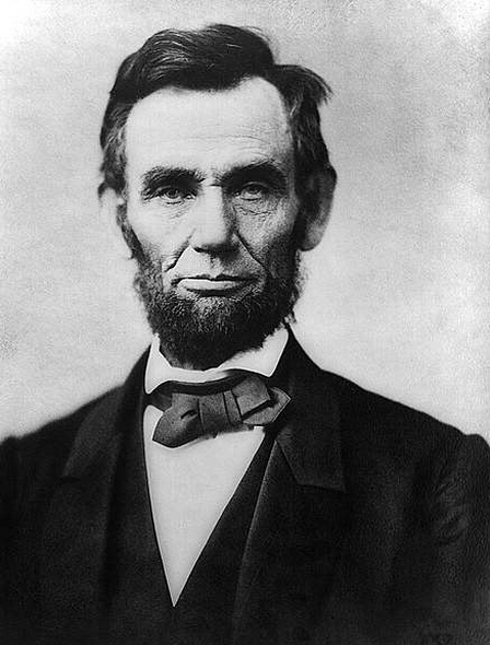 16th President Abraham Lincoln Homepage.jpg