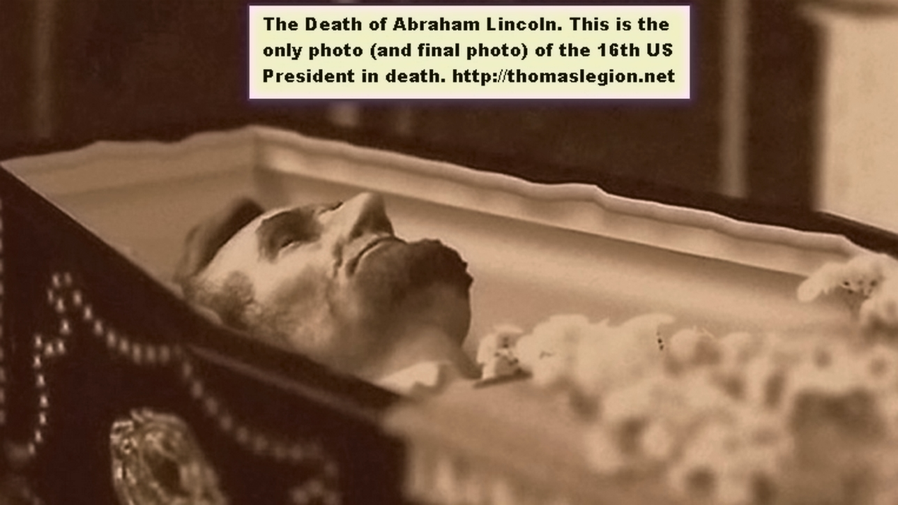 Rarest photo of Abraham Lincoln.jpg