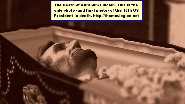 Image result for the death of abraham lincoln