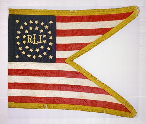 North Carolina Civil War Flag Rhode Island Civil War Flag