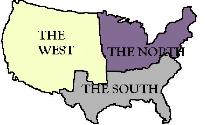 map of south united states.html with Sectionalismandtheunitedstates on State Research Websites also Map Of Indian States With Each States together with Map Of Australia With Cities And States likewise German City Names In United States as well Midwest Map With Cities.