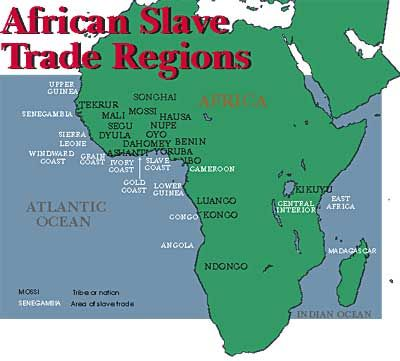 Africa US Slavery Map United States Slave Map.jpg
