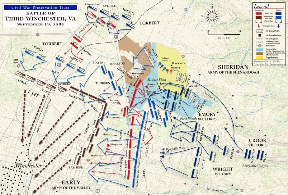 3rd Battle of Winchester Battlefield Map.jpg