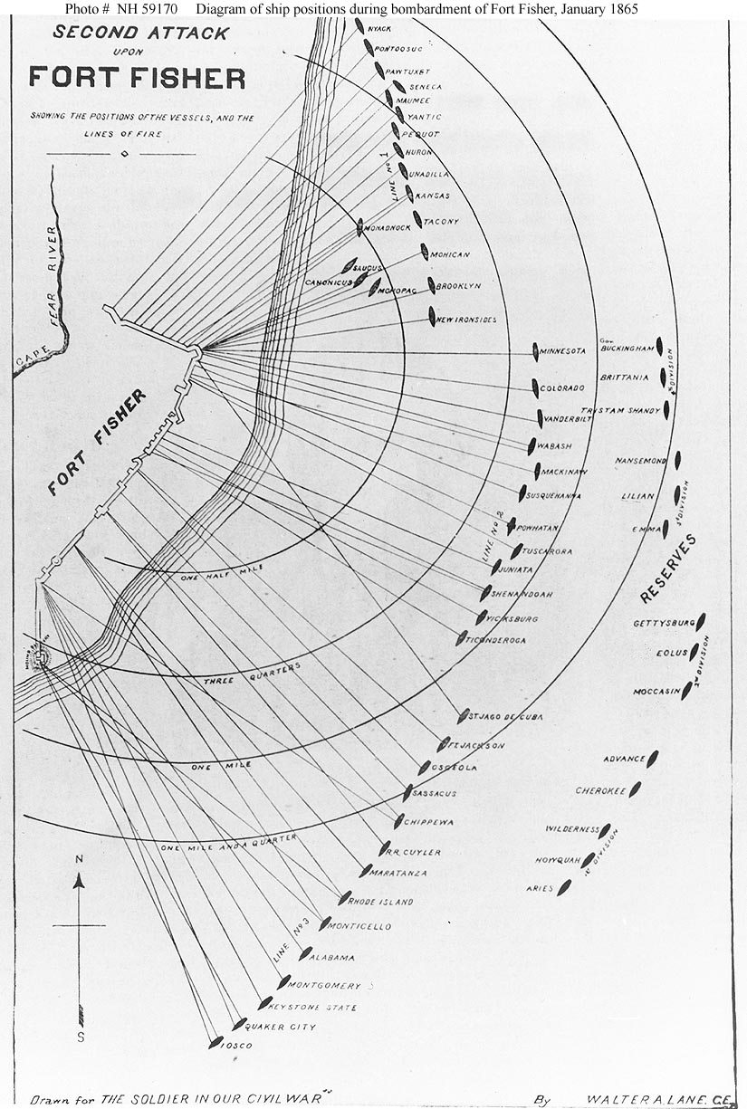 Union Naval Bombardment of Fort Fisher Map.jpg