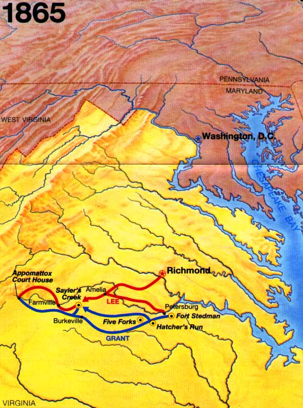 Map of Virginia Civil War Battles in 1865.jpg